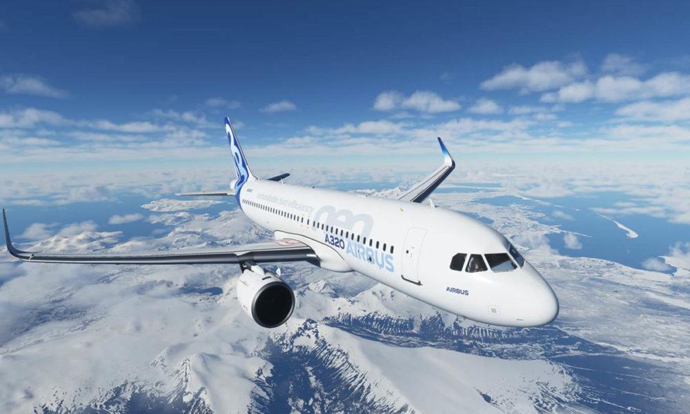 Volar en el nuevo Flight Simulator 2020 exigirá 150 GB