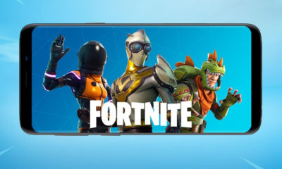 Fortnite Google Play Store Android Epic Games