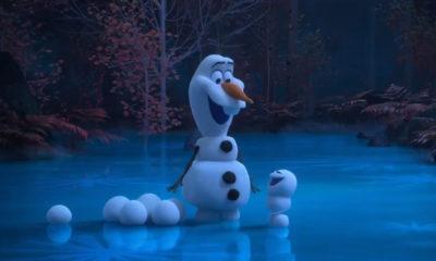 Frozen Serie Olaf Disney+