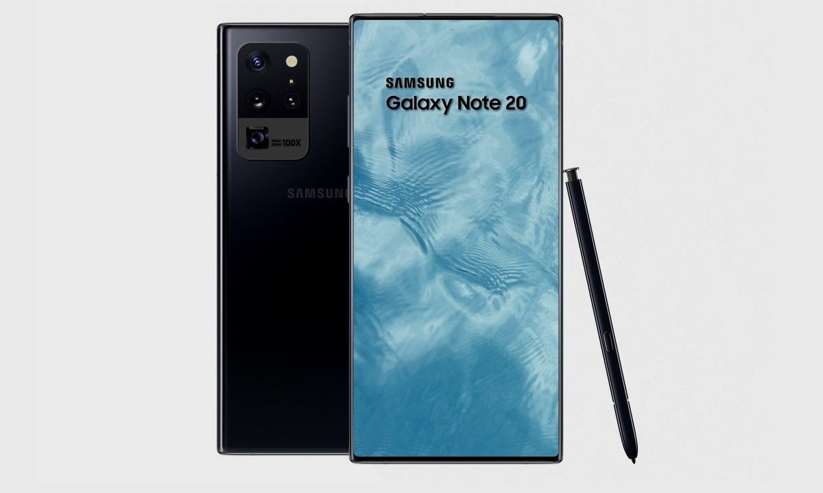 El Galaxy Note 20 tendrá la cámara frontal bajo la pantalla, según un nuevo rumor 29