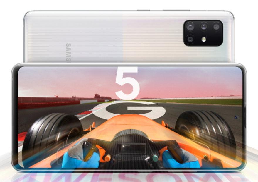 Galaxy A51 5G A71 5G