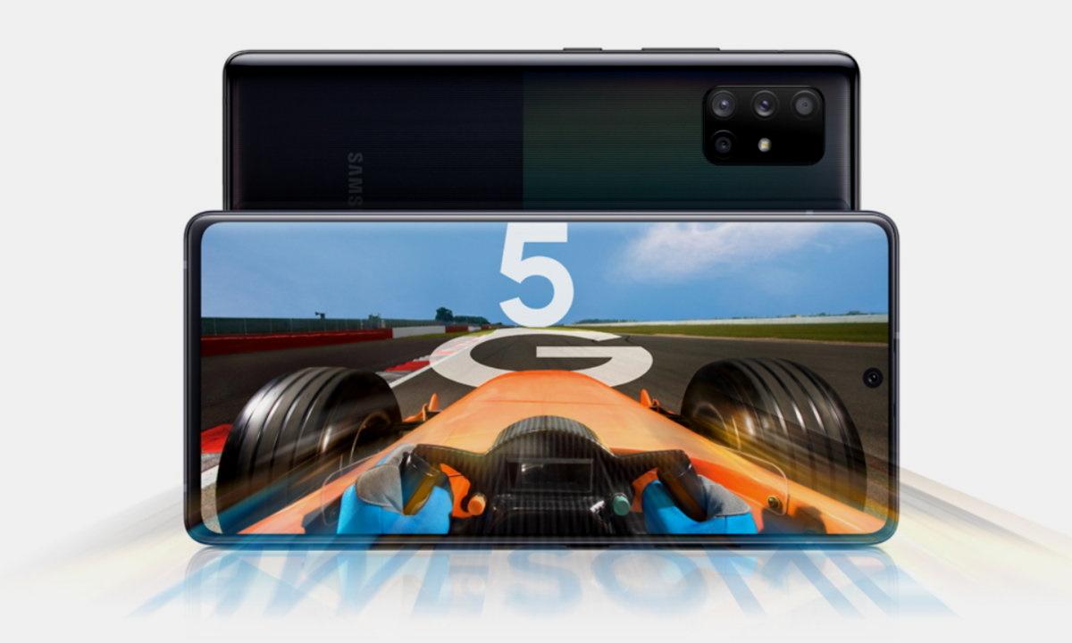 Samsung acerca el 5G a la gama media con los nuevos Galaxy A 37
