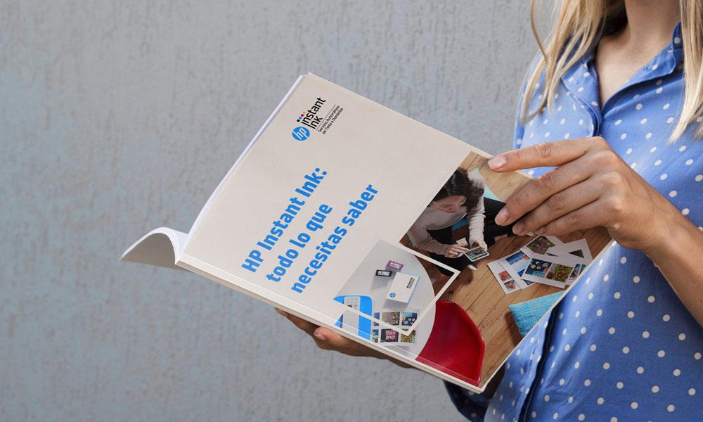 ¿Qué es HP Instant Ink? Descúbrelo en este eBook gratuito 37