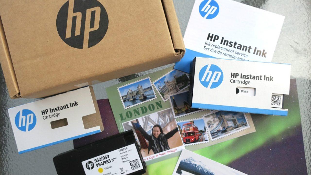 Con HP Instant Ink puedes imprimir 15 páginas gratis al mes, y sin compromiso 32