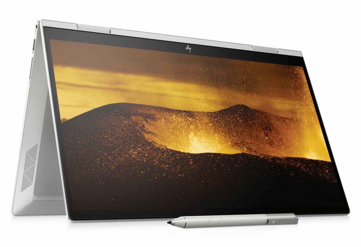 HP actualiza la serie ENVY, portátiles y convertibles en varios tamaños y con Intel o AMD 36