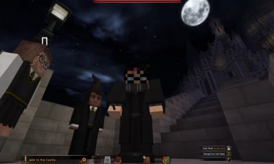 Harry Potter Minecraft Hogwarts