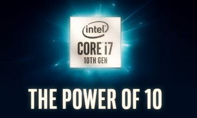 Rendimiento de los Intel Core i7-10700, Core i5-10600K, Core i5-10500 y Core i5-10400 6