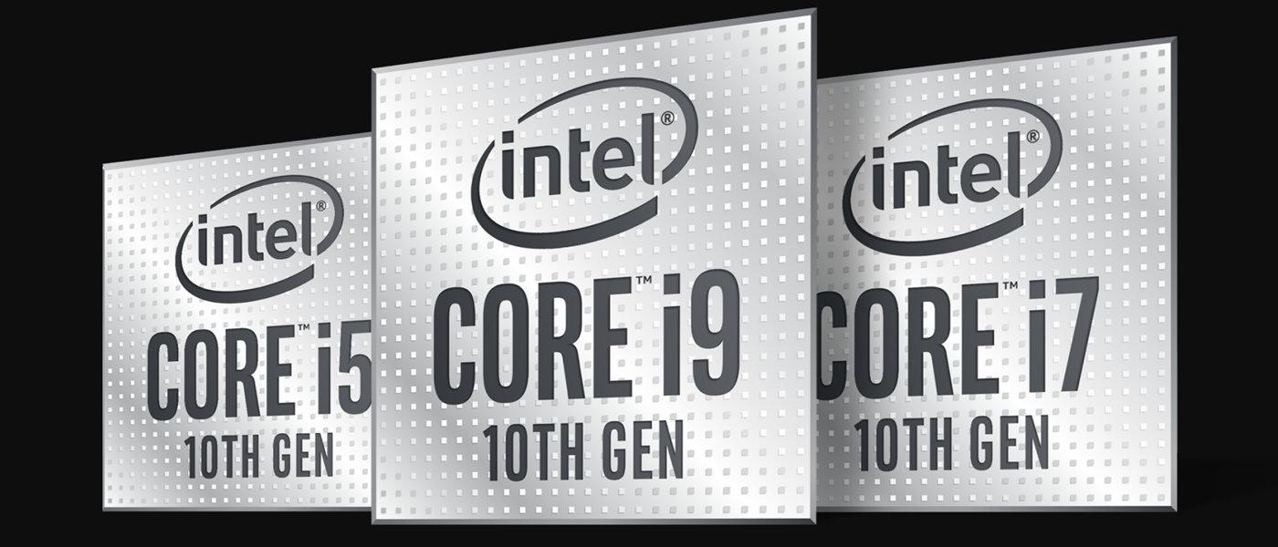 Llegan los procesadores Intel Core Serie H de 10ª generación
