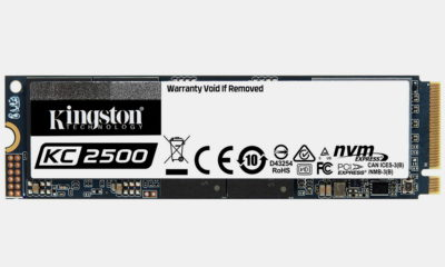 Kingston SSD KC2500
