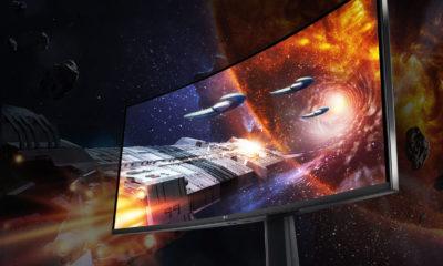 LG Ultragear 34 monitor curvo 34GN850-B