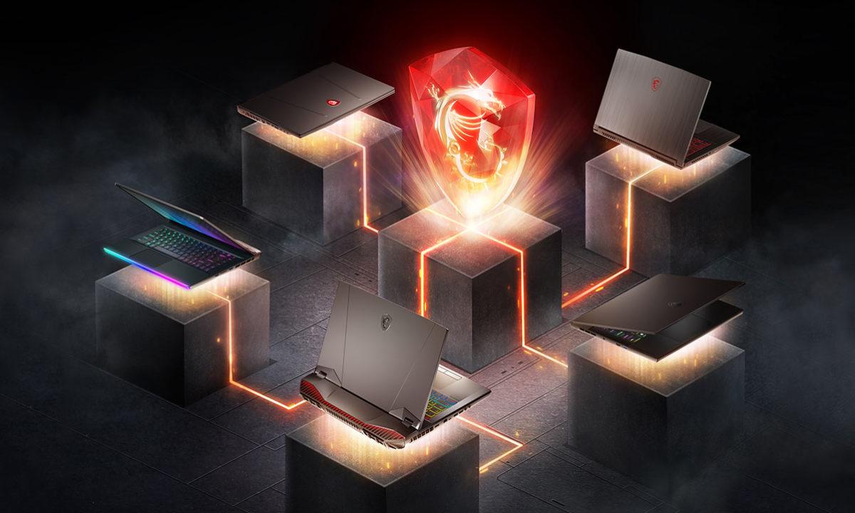 MSI Intel Core H-Series RTX 20 SUPER Mobile