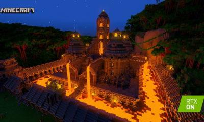 La beta de Minecraft RTX empieza el 16 de abril y soporta DLSS 2.0 46