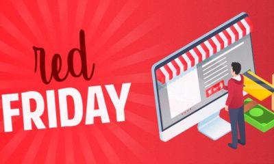 Las mejores ofertas de  la semana en un nuevo Red Friday 3