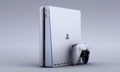 PS5 y DualSense: así lucen consola y mando de control en un vídeo realista 67