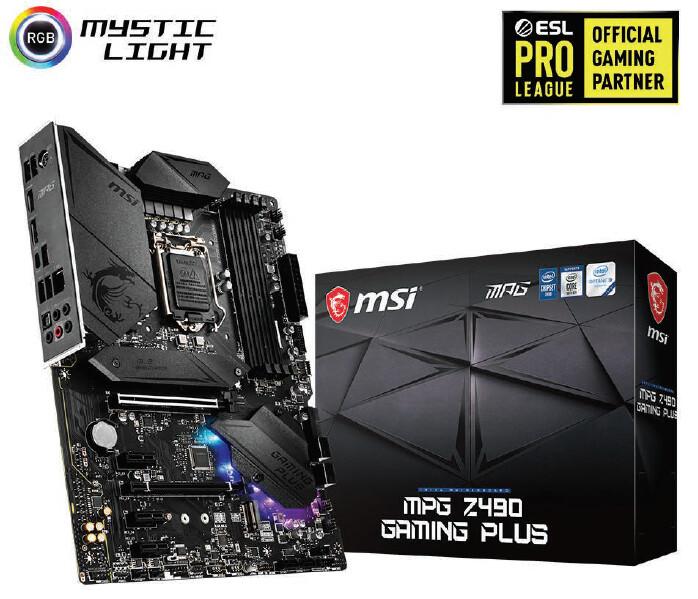 ASUS y MSI filtran las placas base Z490 para los procesadores Intel Comet Lake-S 32