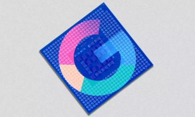 procesador de Google