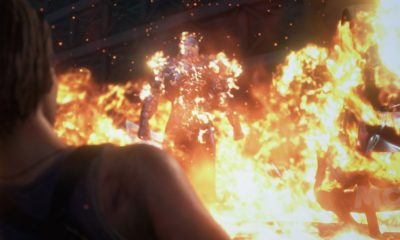 Así de bien luce Resident Evil 3 Remake con trazado de rayos y resolución 4K 7