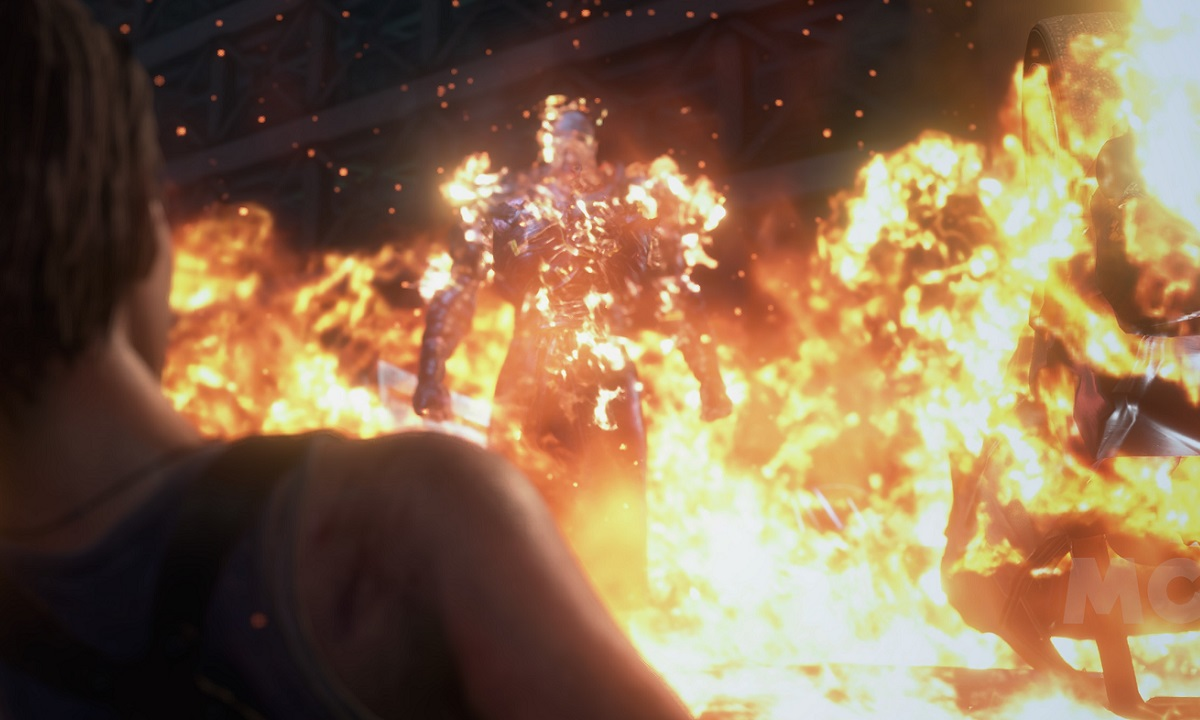 Así de bien luce Resident Evil 3 Remake con trazado de rayos y resolución 4K 27