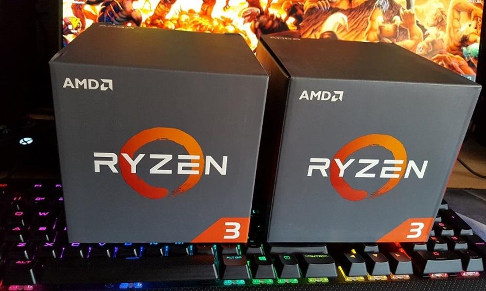 Los Ryzen 3 3100 y Ryzen 3 3300X suman cuatro núcleos y ocho hilos, pero tienen una diferencia muy importante 27