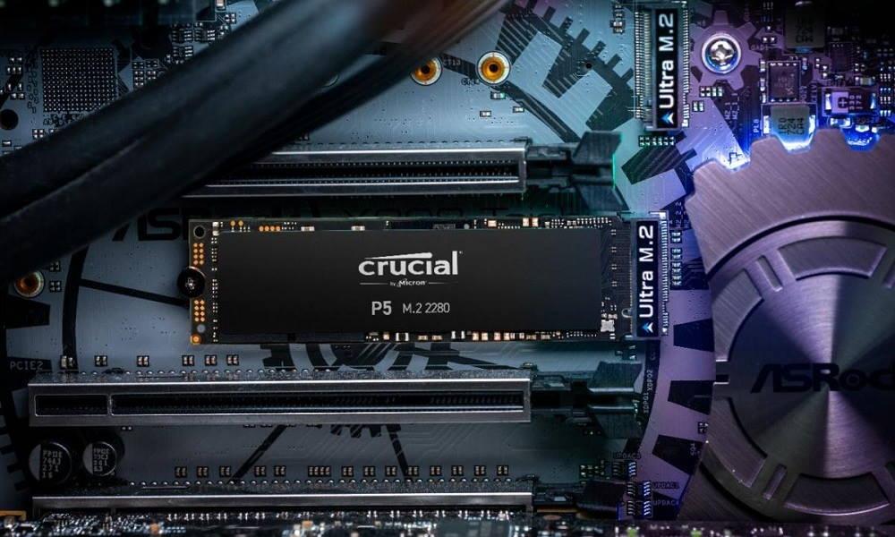 Nuevos SSD Crucial P5: prepárate para la llegada de Xbox Series X y PS5 sin arruinarte 31