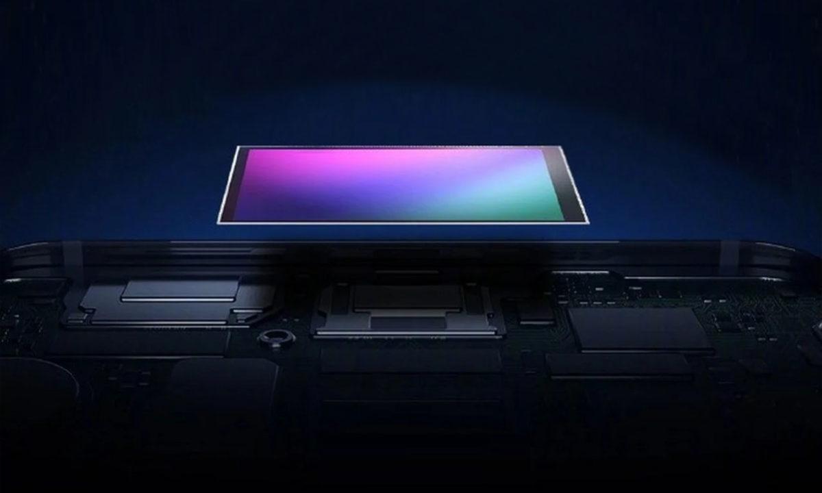 Samsung Sensor cámara 600MP
