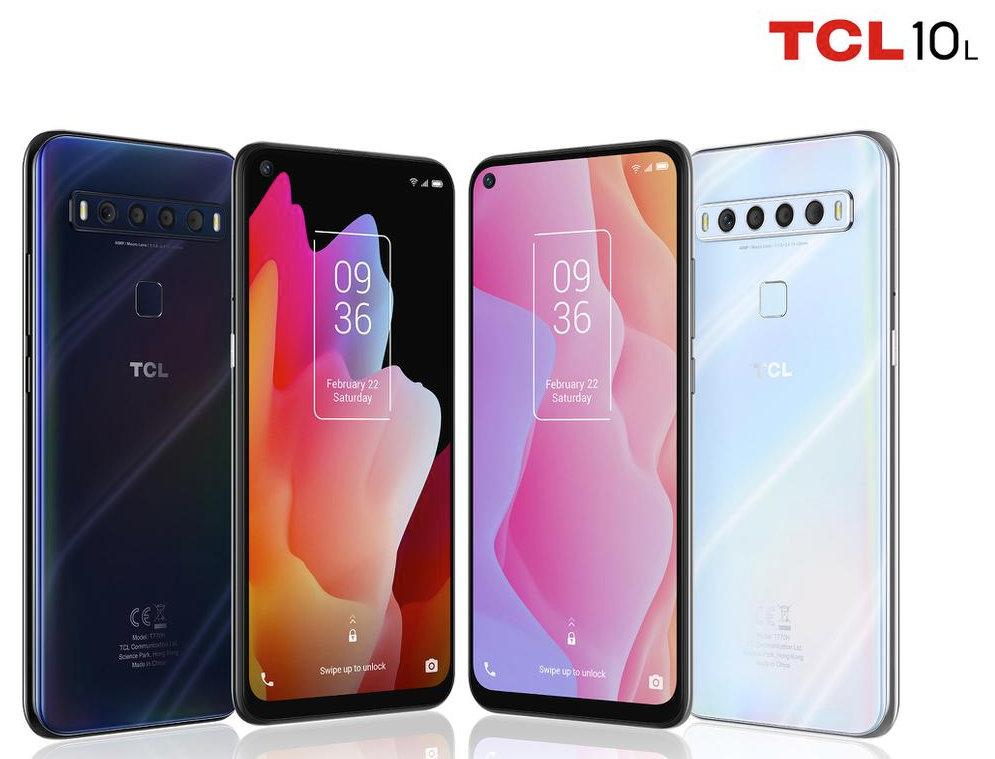 TCL presenta la serie 10 con smartphones 5G por 399 euros 31