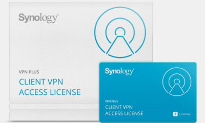 licencias VPN Plus de Synology