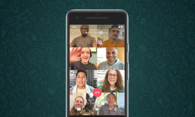 WhatsApp llamadas grupales videollamada participantes