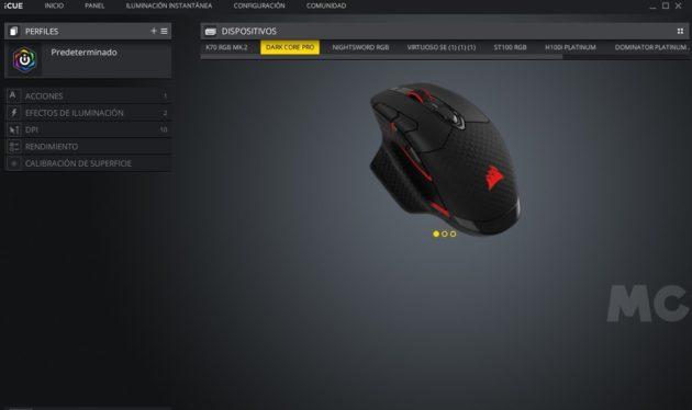 Corsair Dark Core RGB Pro, análisis: el lado oscuro nunca fue tan atractivo 67