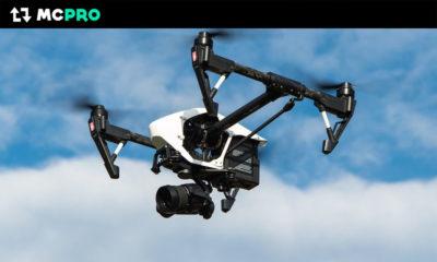 Drones para detectar el COVID-19