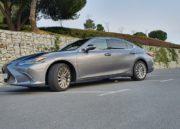 Lexus ES, metas 125