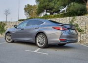 Lexus ES, metas 131