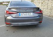 Lexus ES, metas 135