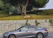 Lexus ES, metas 161