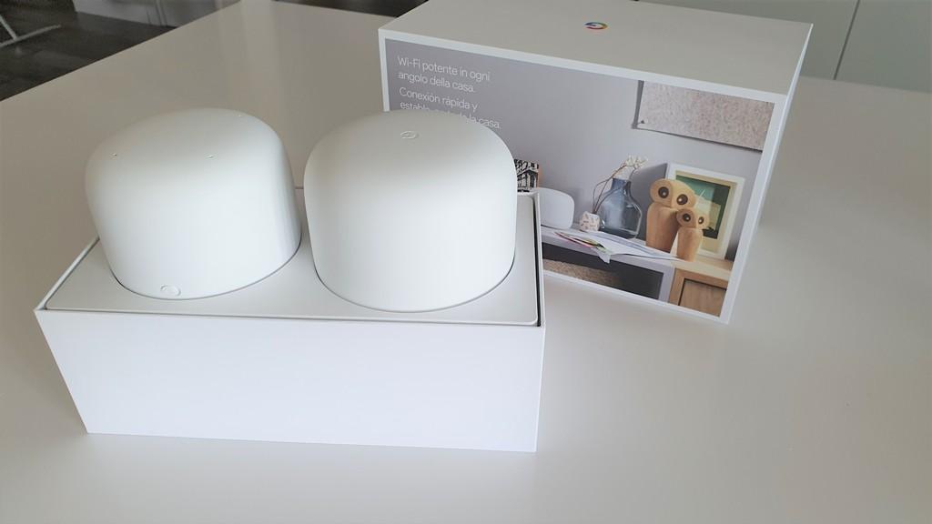 Google Nest Wifi, análisis: estilo y conectividad en casa 40