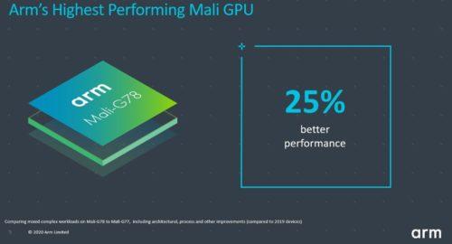 ARM presenta la arquitectura CPU Cortex-A78 y la GPU Mali-G78 39