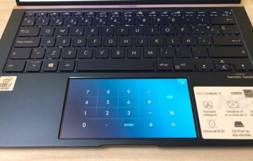 ASUS ZenBook 14, análisis: buen rendimiento en poco más de un kilogramo 63