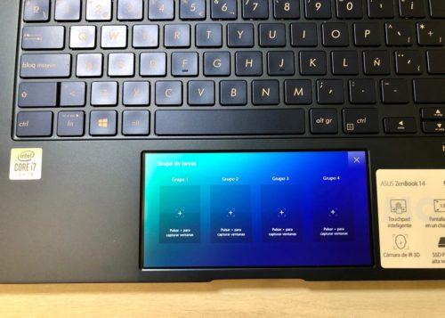 ASUS ZenBook 14, análisis: buen rendimiento en poco más de un kilogramo 73