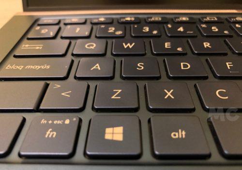 ASUS ZenBook 14, análisis: buen rendimiento en poco más de un kilogramo 41