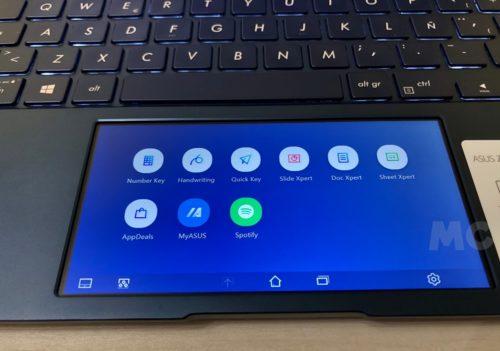 ASUS ZenBook 14, análisis: buen rendimiento en poco más de un kilogramo 67