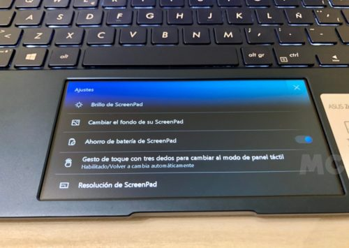 ASUS ZenBook 14, análisis: buen rendimiento en poco más de un kilogramo 65
