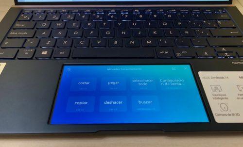 ASUS ZenBook 14, análisis: buen rendimiento en poco más de un kilogramo 59