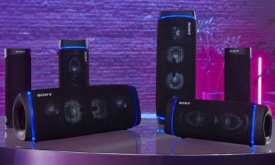 altavoces Bluetooth portátiles Sony