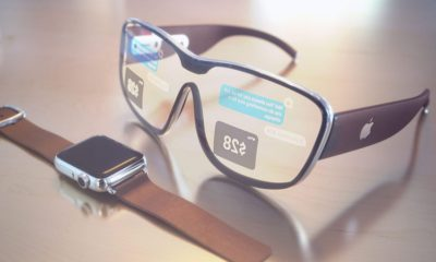 Apple Glass: realidad aumentada y cristales graduados 122