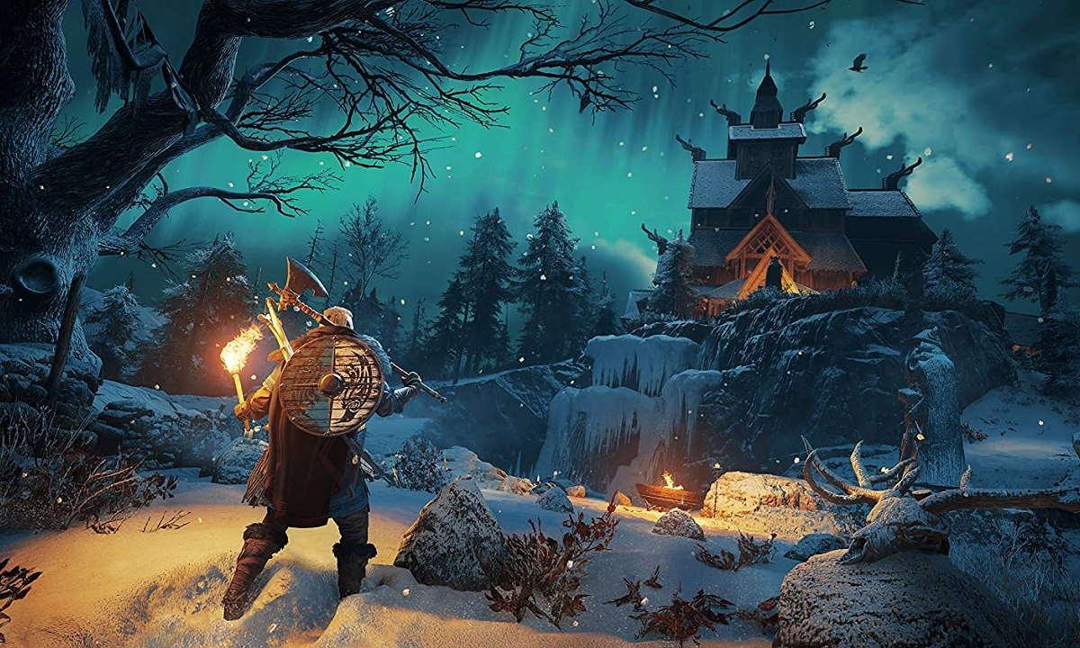 Assassin's Creed Valhalla para Xbox Series X funcionará al menos a 30 FPS, según la propia Ubisoft 30