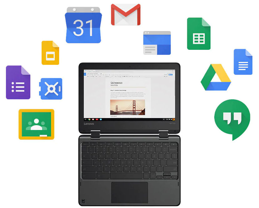 Por qué los Chromebooks son hoy una alternativa muy real a Windows y Mac 36