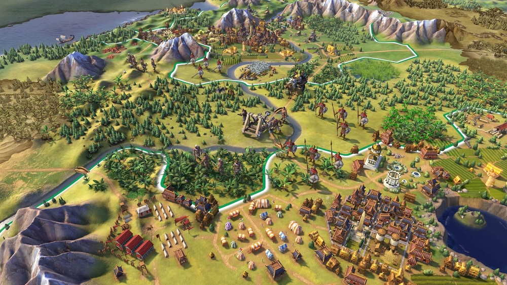 Civilization VI gratis en la Epic Games Store, no te lo pierdas 33