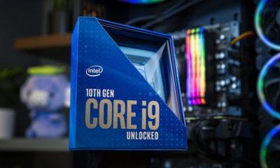 El Core i9 10900K alcanza los 93 grados con refrigeración líquida, y sin overclock 155