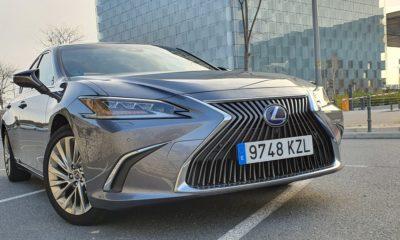 Lexus ES, metas 20