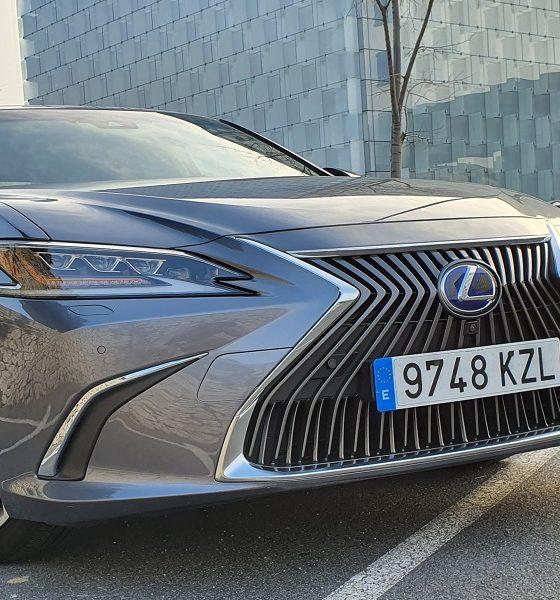 Lexus ES, metas 37
